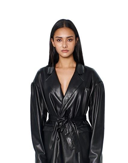 Miss Q Leather Jacket