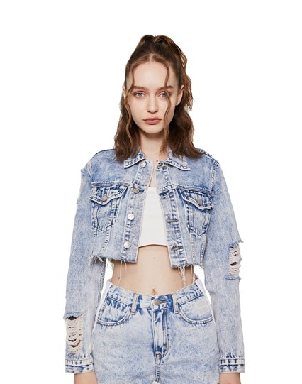 Don't Lie Denim Jacket