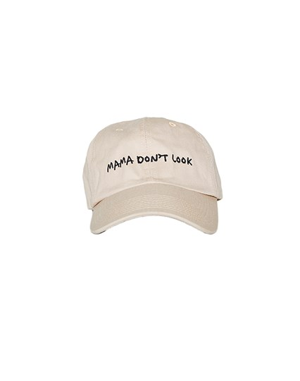 Mama don't look hat