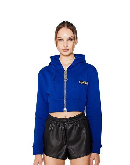 Zip Hooded Jacket