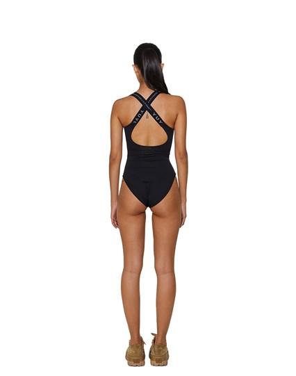 Cross Back Bra Bodysuit