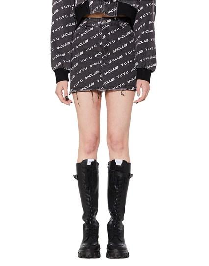 Y-Club Denim Skirt