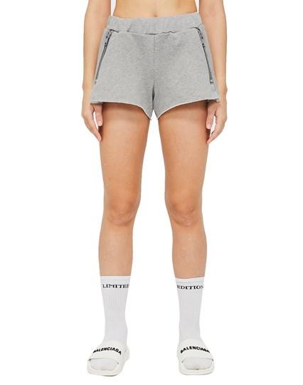 Zip Shorts