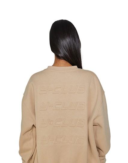 Y-Club Sweater
