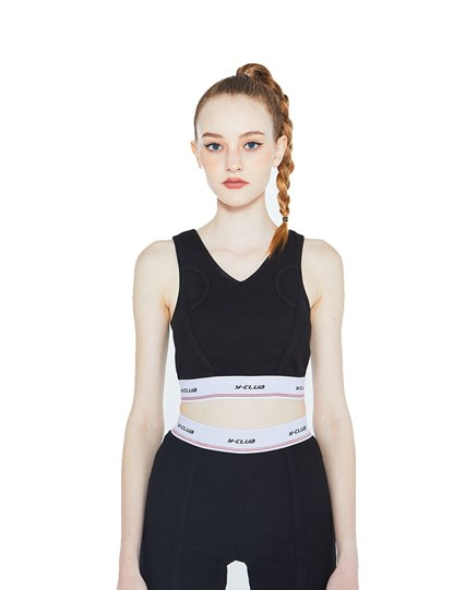 Y-CLUB Crop Top
