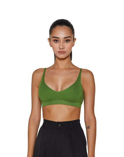 All For Nothing Knit Bra