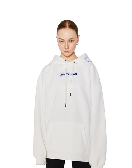 Y-Club Box Logo Sweatshirt