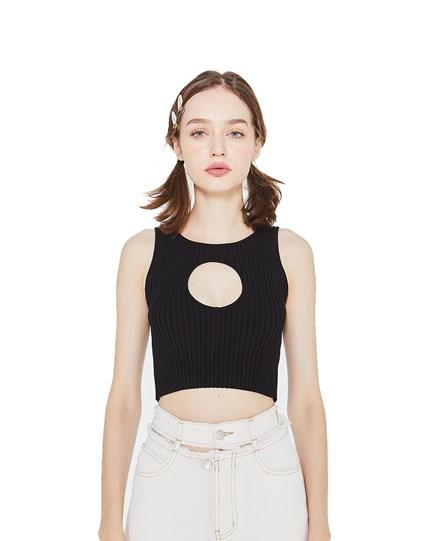 Suki Knit Crop Top