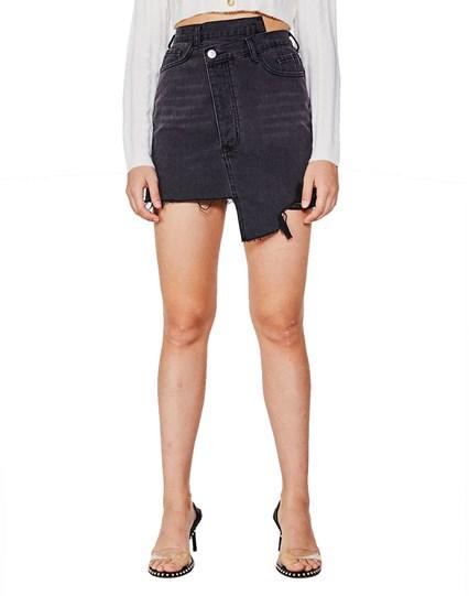 Karena Denim Skirt